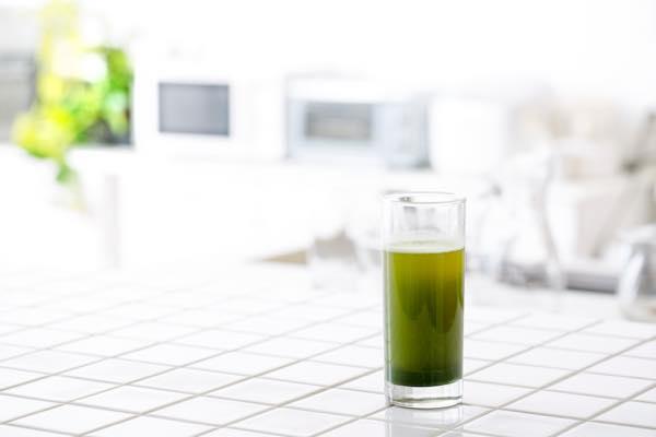 青汁の代謝アップ4