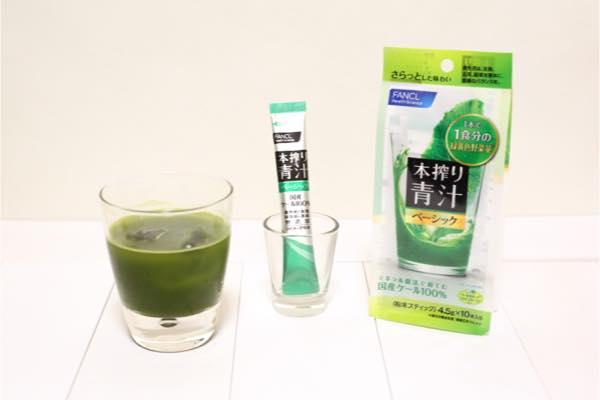 緑内障や白内障の眼病予防に!青汁の栄養分ルテイン2