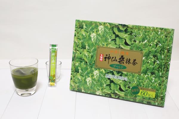 神仙桑抹茶ゴールドの口コミ体験レビュー10