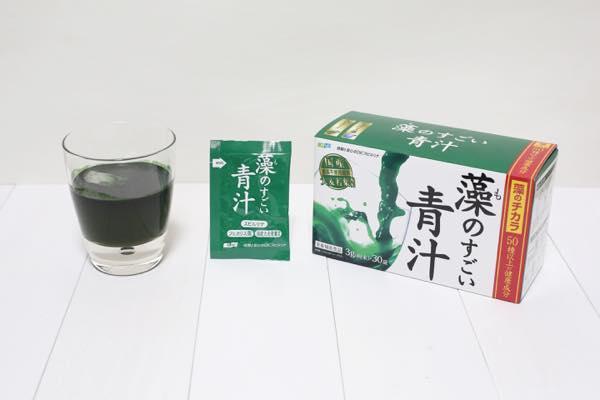 藻のすごい青汁の口コミ体験レビュー9