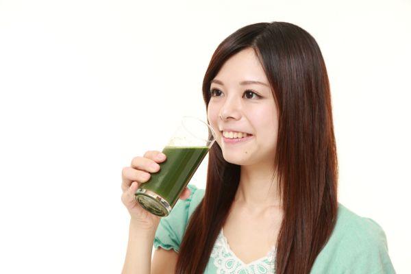 青汁アトピー性皮膚炎5