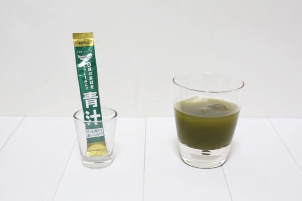 ドクターシーラボ青汁の口コミ体験レビュー10