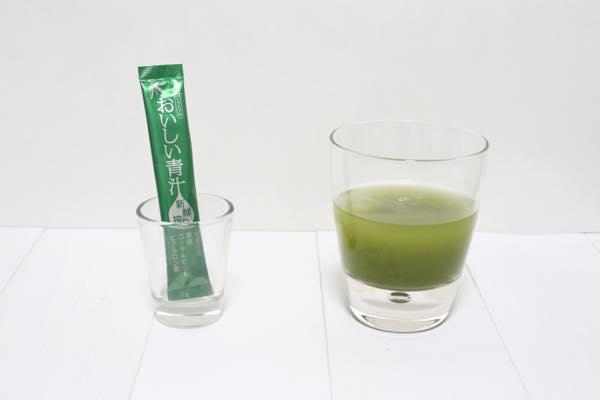 エバーライフのおいしい青汁の口コミ体験レビュー10