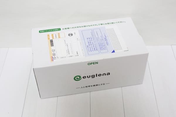 ユーグレナの緑汁の口コミ体験レビュー1