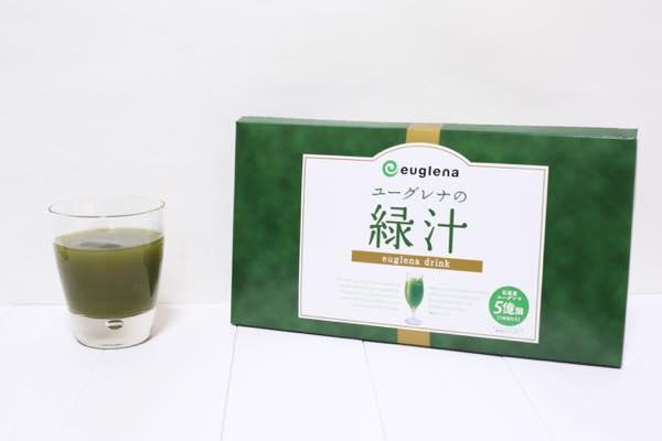 ユーグレナの緑汁の口コミ体験レビュー12