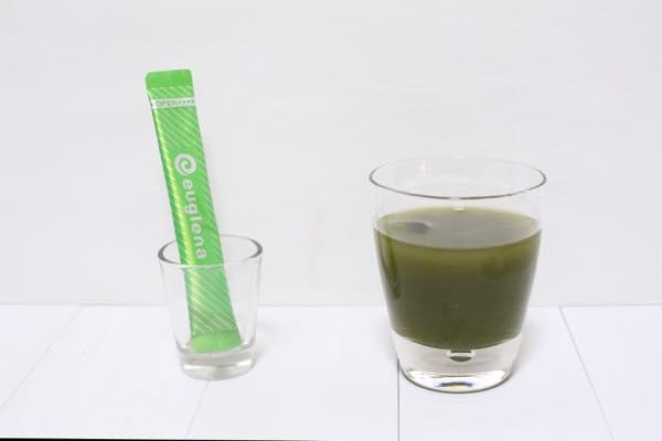 ユーグレナの緑汁の口コミ体験レビュー11