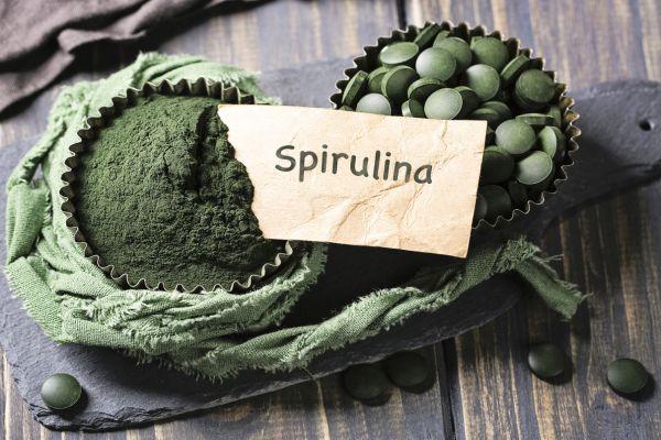 青汁・スピルリナ1