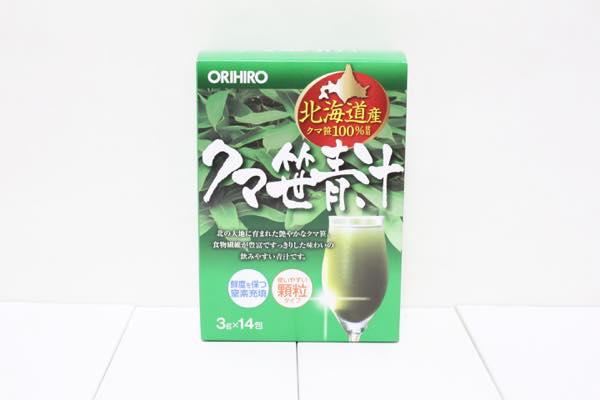 クマ笹青汁の口コミ体験レビュー1