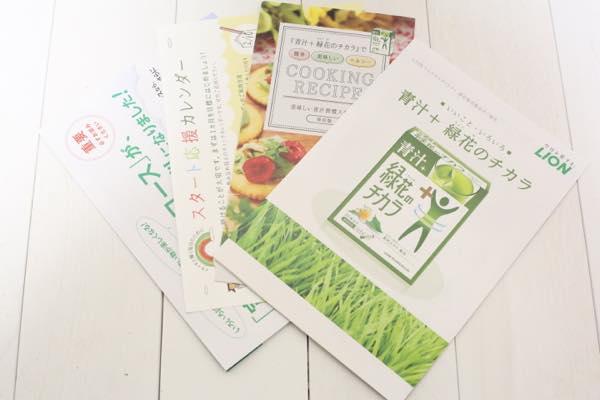 青汁+緑花のチカラの口コミ体験レビュー2
