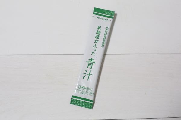 乳酸菌が入った青汁の口コミ体験レビュー5