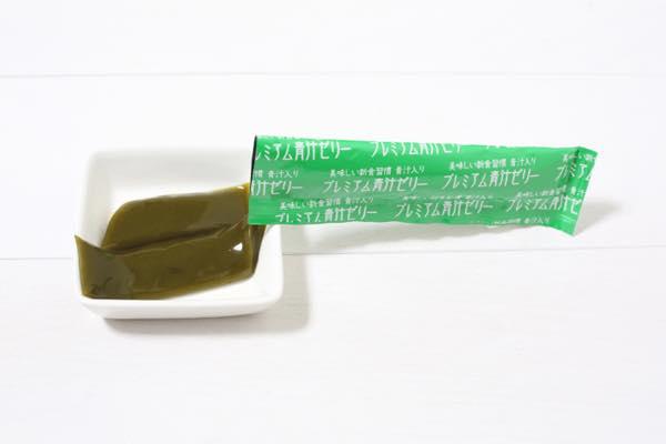 プレミアム青汁ゼリーライチ味の口コミ体験レビュー5