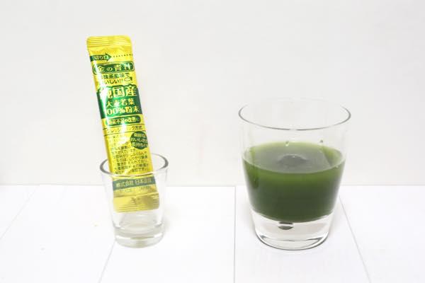 金の青汁大麦若葉の口コミ体験レビュー9
