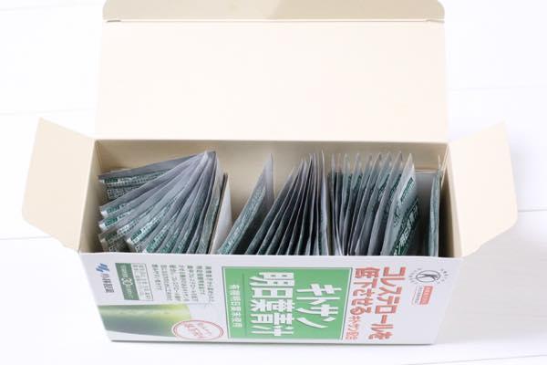キトサン明日葉青汁の口コミ体験レビュー2