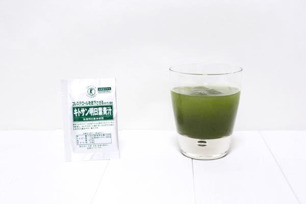 キトサン明日葉青汁の口コミ体験レビュー10