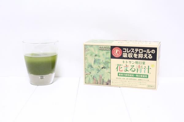 キトサン明日葉花まる青汁の口コミ体験レビュー13