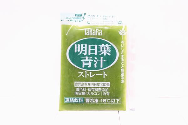Takara明日葉青汁ストレートの口コミ体験レビュー3