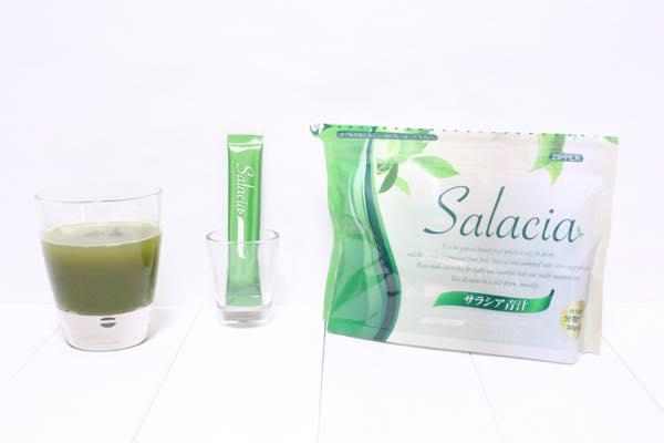 サラシア青汁の口コミ体験レビュー