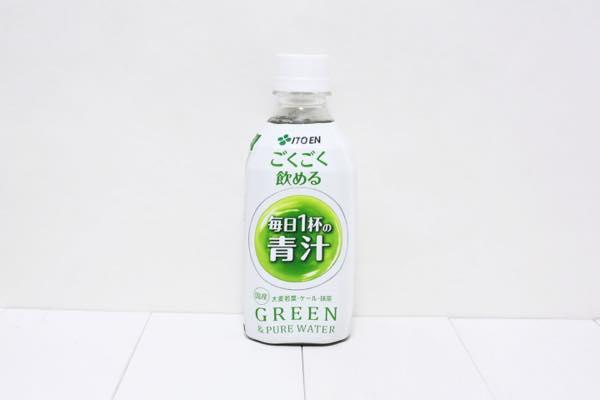 伊藤園ごくごく飲める毎日1杯の青汁の口コミ体験レビュー1