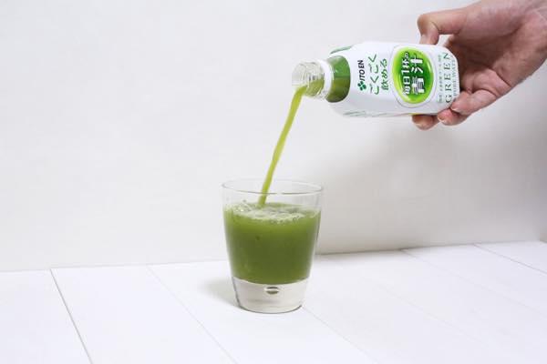 伊藤園ごくごく飲める毎日1杯の青汁の口コミ体験レビュー2