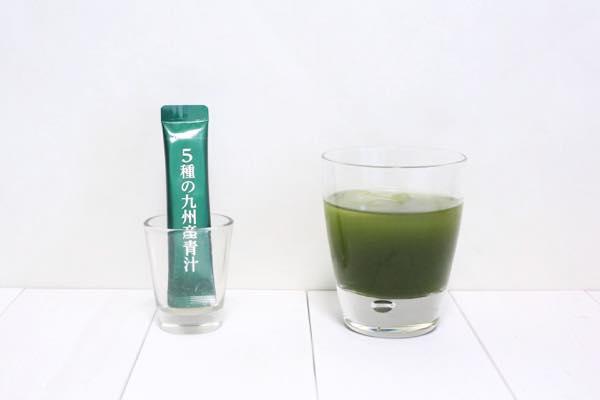 厳選5種九州産野菜青汁の口コミ体験レビュー10