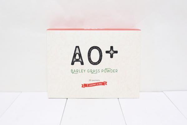 AO+りんご青汁の口コミ体験レビュー2