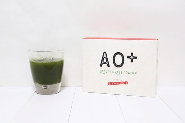 AO+りんご青汁の口コミ体験レビュー11