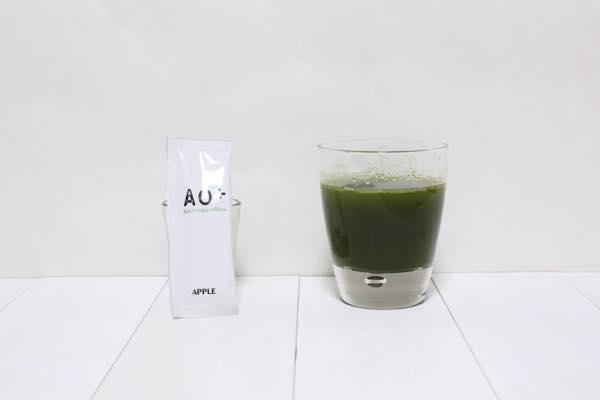 AO+りんご青汁の口コミ体験レビュー9
