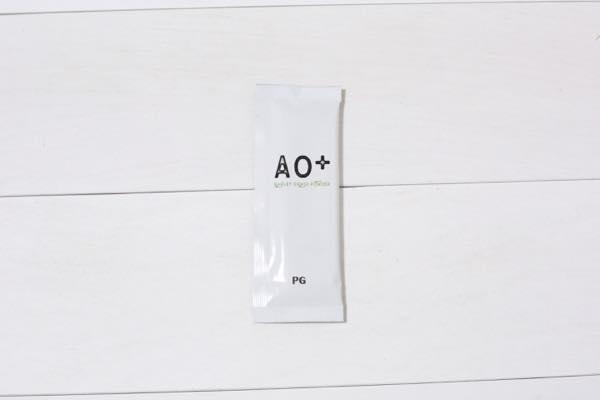 AO+青汁プロテオグリカンの口コミ体験レビュー2