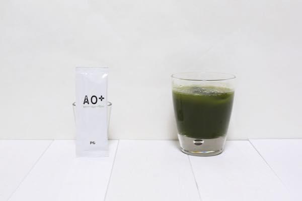 AO+青汁プロテオグリカンの口コミ体験レビュー7