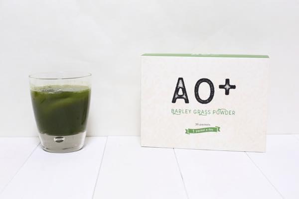 AO+青汁プロテオグリカンの口コミ体験レビュー9