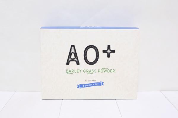 AO+ケフィア青汁の口コミ体験レビュー1