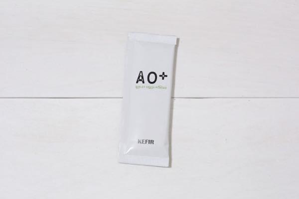 AO+ケフィア青汁の口コミ体験レビュー3