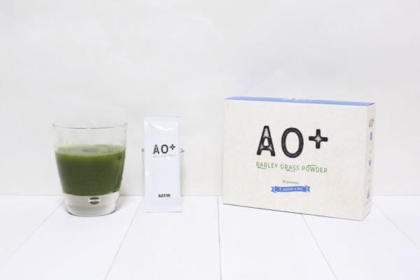 AO+ケフィア青汁の口コミ体験レビュー11