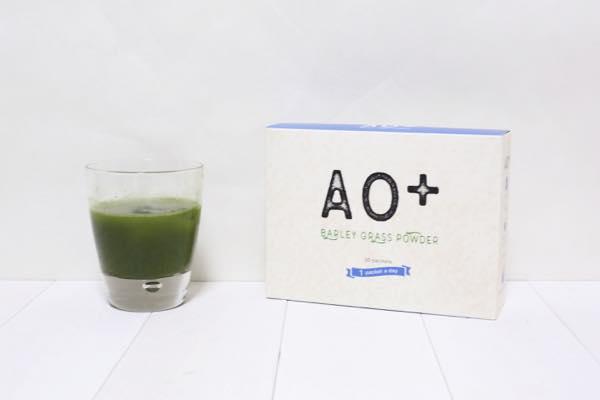 AO+ケフィア青汁の口コミ体験レビュー10