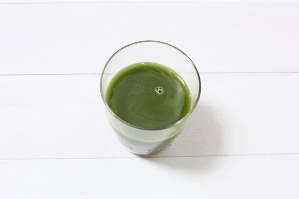 三ツ星青汁レストラン極選青汁の口コミ体験レビュー6