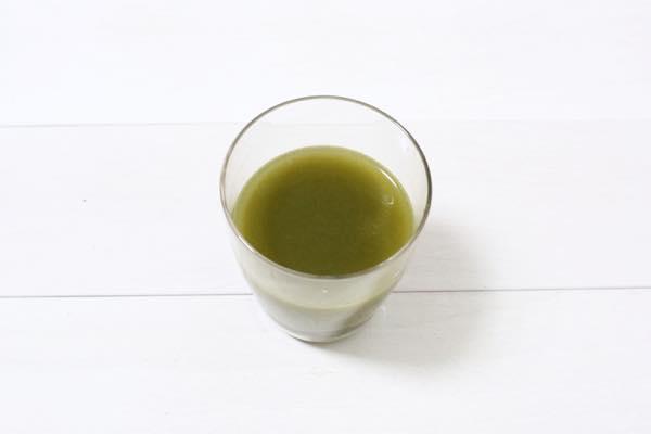ELLE caféアーユル青汁の口コミ体験レビュー6