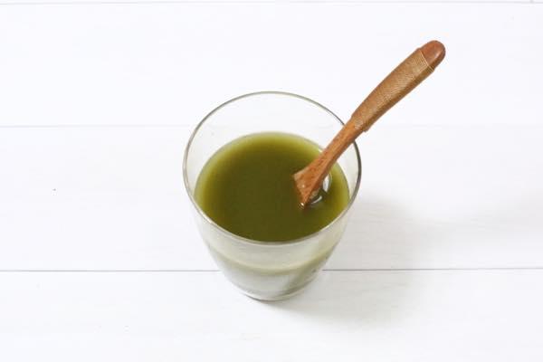 ELLE caféアーユル青汁の口コミ体験レビュー7