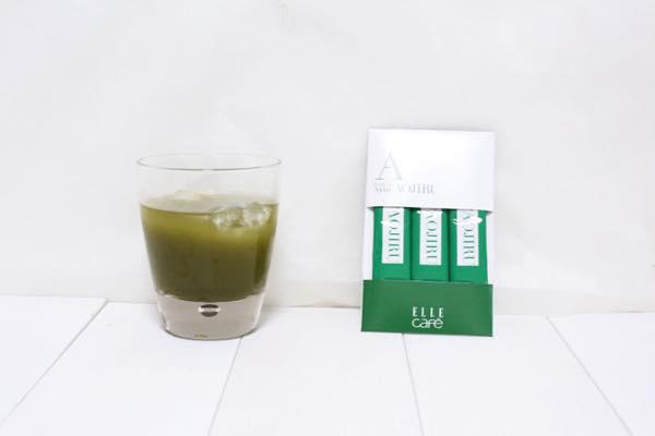 ELLE caféアーユル青汁の口コミ体験レビュー10