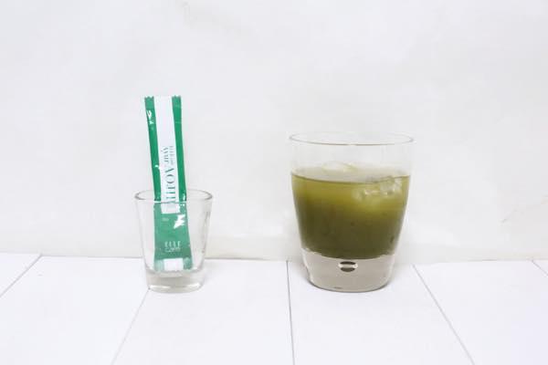 ELLE caféアーユル青汁の口コミ体験レビュー8